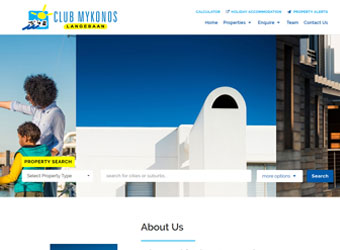 Club Mykonos Property Sales