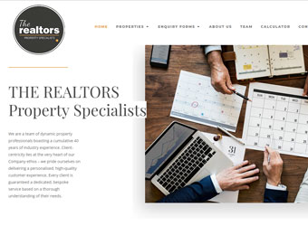 THE REALTORS Property Specialists