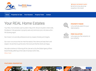 Your REAL Home Estates